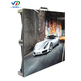 PH3 Outdoor Rental LED Display 576x576mm kast