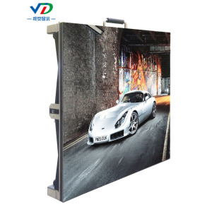 PH3 Penyewaan Outdoor LED Display 576x576mm kabinet
