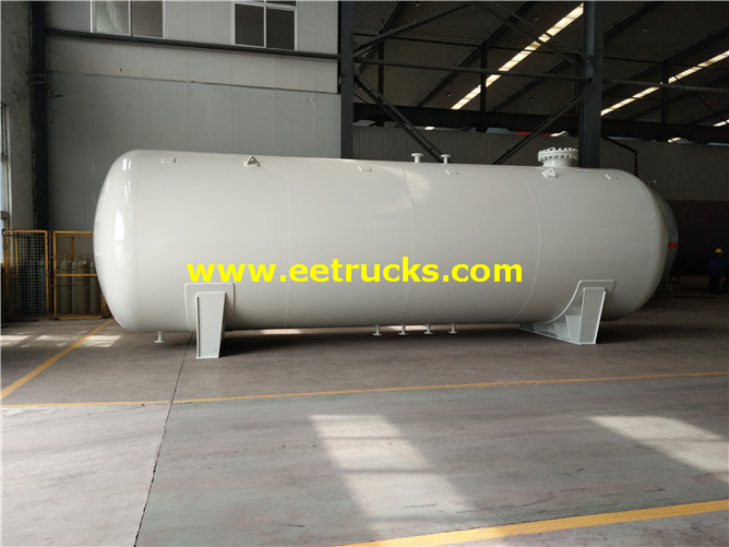 Large Aboveground Propane Vessels