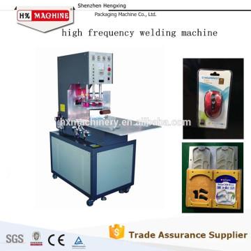 haute fréquence pvc machine de soudage prix