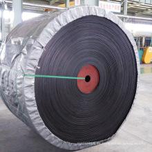 Sistema transportador / Cinta transportadora de cable de acero / Cinta transportadora resistente al aceite