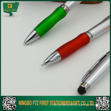 2015 New 2 In 1 Plastic Pen For Promotion