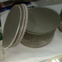 Stainless Steel Dutch Disc Filter Wire Mesh