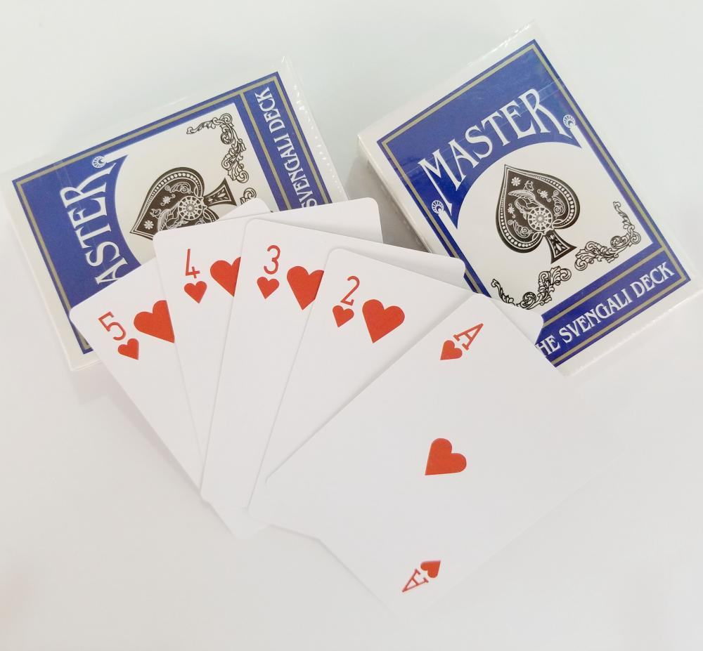 Casino Playing Card Game