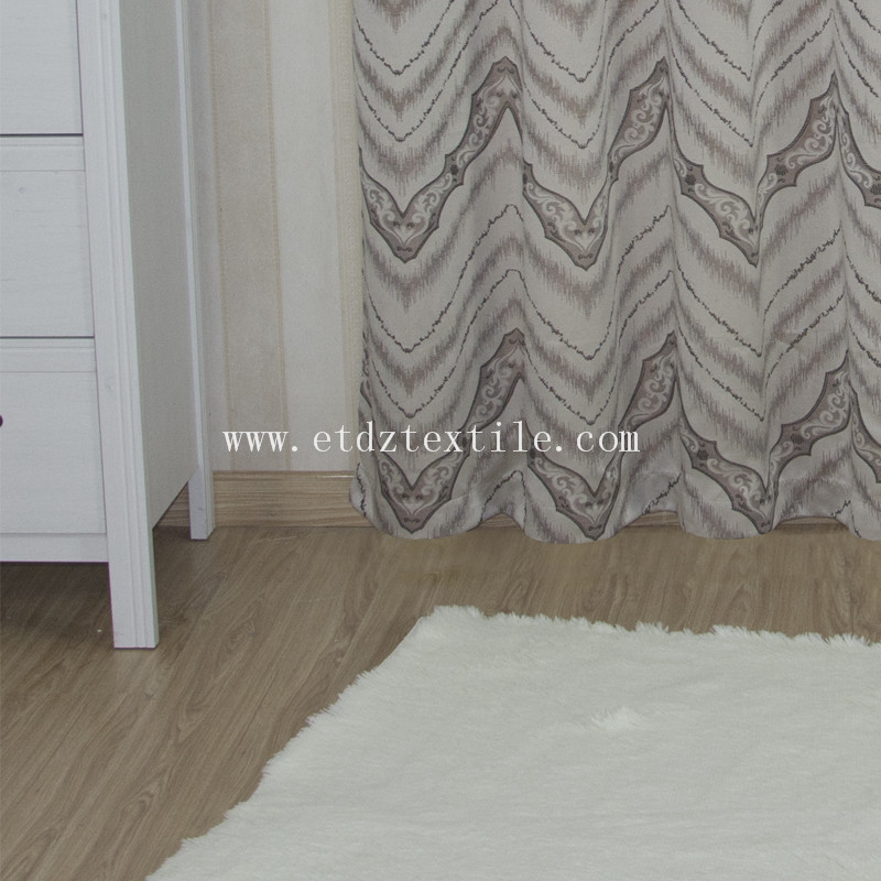 Attractive Price Soft Textile Curtain Fabric