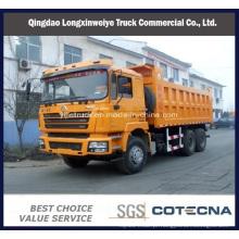 SHACMAN D′long 6x4 340HP 30 ton caminhão de mineração