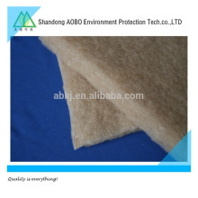 Высокое качество верблюжьей шерсти-иглопробивной войлок,Верблюжья шерсть ватин или утеплитель