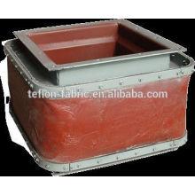 Un tissu de verre en silicone souple et performant pour un joint de dilatation