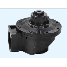 Aluminium Die Casting Pulse Valve Dust Parts
