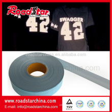High Visibility flame Resistant reflective heat transfer vinyl