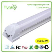 Vente en gros IP44 smd2835 18W lampe à tube LED intégrée t8