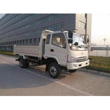 China 4WD Caminhão Basculante 5ton Dumper 4X4