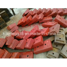 Impact Liner in PF Impact Crusher for Exporting