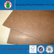 1220X2440mmx2.5mm Good Quality Hardboard From Factory
