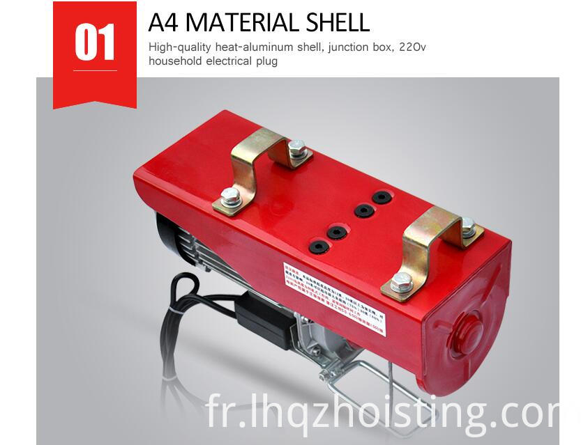 electric hoist 250KG
