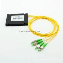Волоконно-оптический разветвитель с АБС-боксом