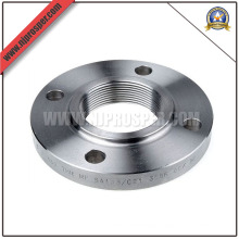 Asme Stainless Steel Threaded/Screwed Flange (YZF-F57)