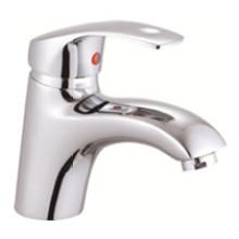 Mezclador de lavabo de una manija (JN80296)