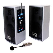 Комплект диктора 2.4G с передатчиком и микрофоном, 60W
