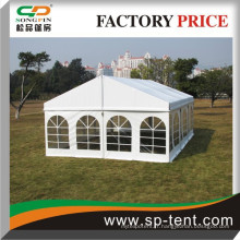 Tente de mariage en aluminium luxueuse 6mX9m à vendre