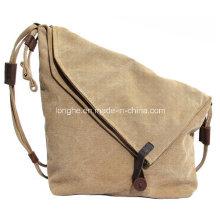 Irregular Shape Fashion Canvas Handbag (ZXS0031)