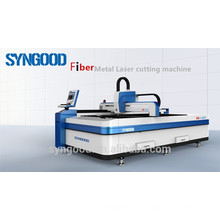 Cheap Laser Metal Cutting Machine 0.5-16mm thickness Open design 1500*3000mm