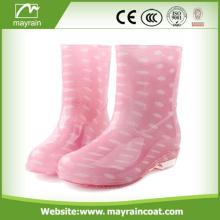 Bottes de pluie en caoutchouc / PVC femme Bottes de pluie Wellington