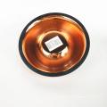 миска из нержавеющей стали с зеркальной полировкой