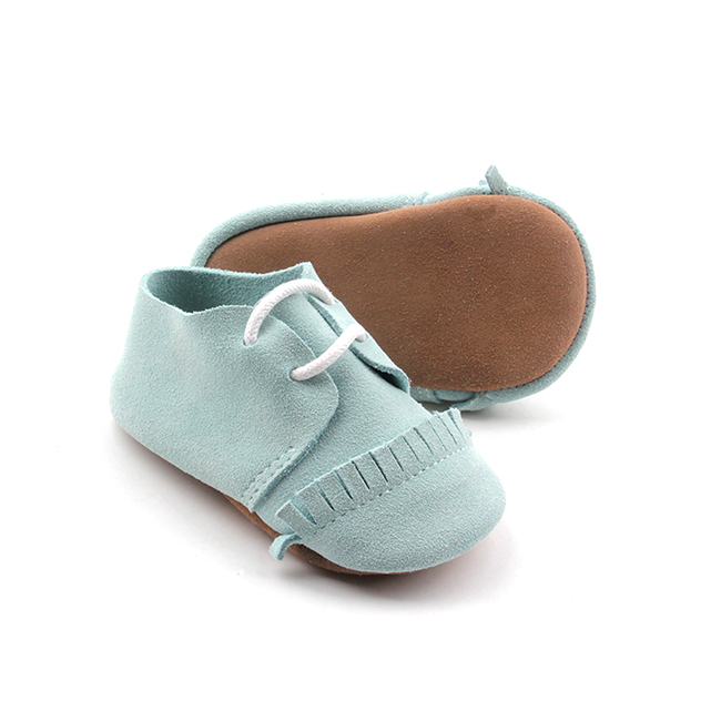Newfangled High Design Level 0-24 Month Oxford Shoes