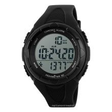 SKMEI 1108 Custom Logo Waterproof Outdoor Digital Sport Pedometer Watch
