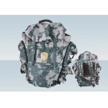 Field military training wheeled backpack