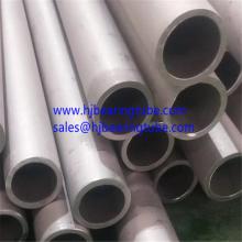 Tubos de aço inoxidável TP347 Tubos de aço austenítico S34700