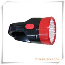 Lámpara recargable promocional del regalo LED para acampar