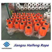 Orange Mooring Rope Nylon Rope Polypropylene Filament Rope Polyester Rope