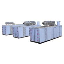 1500 kW Diesel Generator Kraftwerk