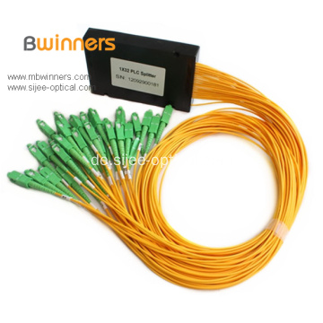 1x32 PLC LWL Splitter in ABS Box