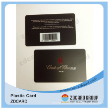 PVC Plastic Membership Card/PVC Plastic Magnetic Card/Promotion Plastic Playing Card