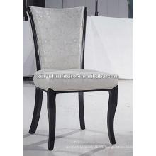 Tejido de cuero comedor sillas XYD002