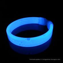 Bracelet triple lueur de 8 pouces