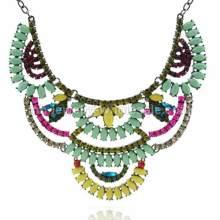 Античный Пекинская опера лицо классической культуры ремесел ожерелье