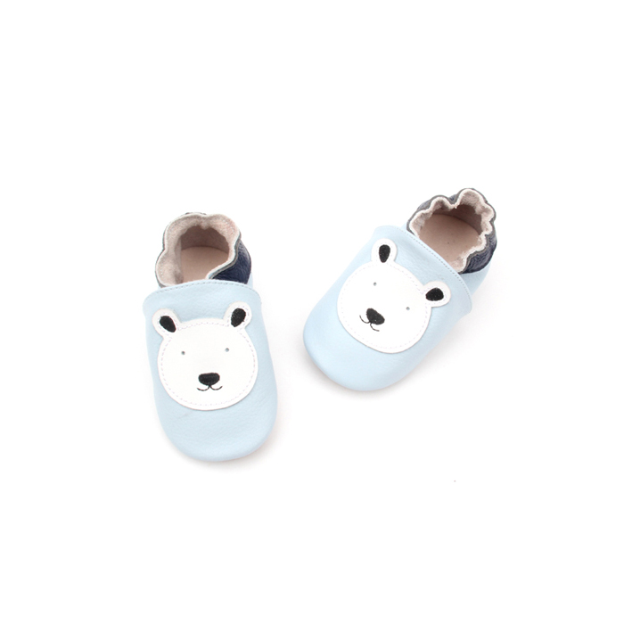 Custom Leather Baby Shoes Boy Girl