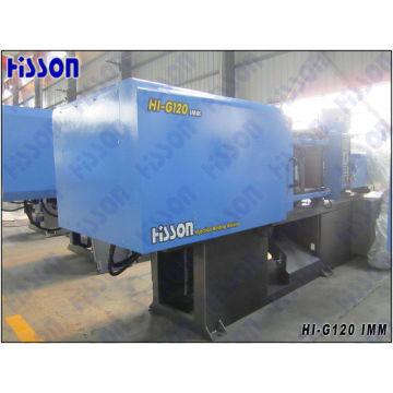 120 t Injection plastique moulage Machine Salut-G120
