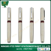 Heavy Stainless Steel Custom Logo Pen