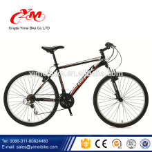 China barato online shopping 26 polegada MTB / mountain bike 21 velocidade bicicleta de montanha barato / liga de alumínio de bicicleta de montanha