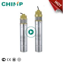 CHIMP SK Serie 1.0HP 380V russische langweilige sauberes Wasser Tauchpumpe