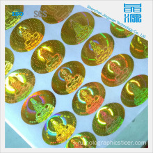 3d Hologram Holographic Stickers