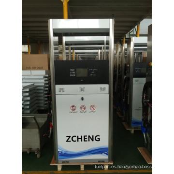 ZCHENG Gasolina Dispensador de combustible eléctrico (boquilla simple o boquilla doble)