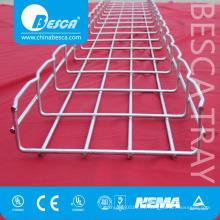 Fábrica de ventas directas con los certificados del CE de la UL Bandeja de cable de la malla metálica del uso al aire libre