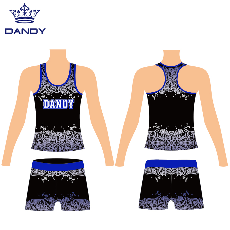 customizable cheer apparel
