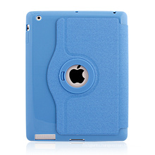 for iPad Air Case 360 Rotating Leather Cover (GWOA-68)